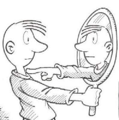 El reflejo del espejo (1/5)