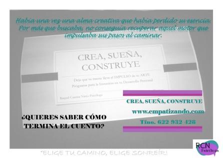 CREA, SUEÑA, CONSTRUYE 1